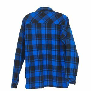Legendary Whitetails Jackets & Coats - Legendary Whitetails Plaid Flannel Thermal Lined S
